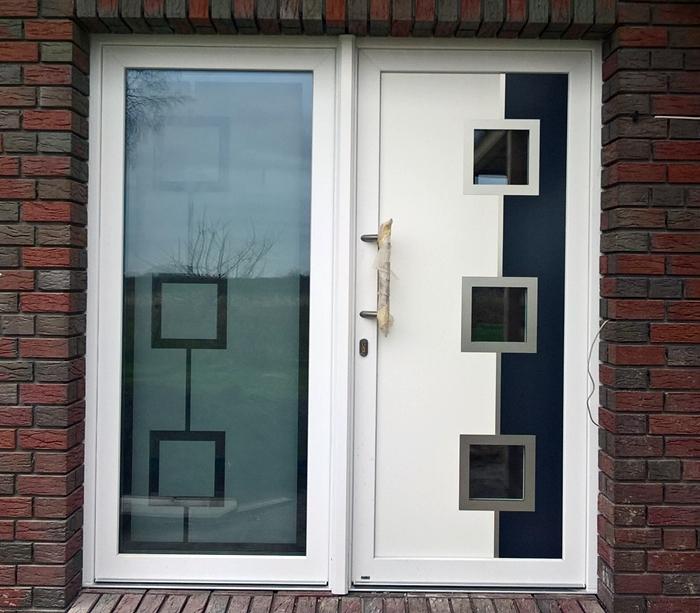 Haustüren Füllungen